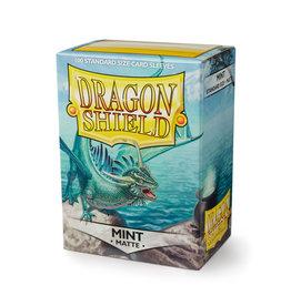 Dragon Shield Dragon Shield: Sleeves - Standard - Matte - Mint (100)