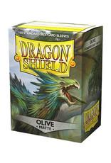 Dragon Shield Dragon Shield: Sleeves - Standard - Matte Olive (100)
