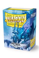 Dragon Shield Dragon Shield: Sleeves - Standard - Matte Petrol (100)
