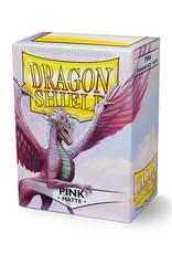 Dragon Shield Dragon Shield: Sleeves - Standard - Matte Pink (100)