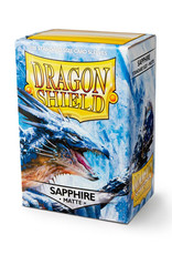 Dragon Shield Dragon Shield: Sleeves - Standard - Matte Sapphire (100)