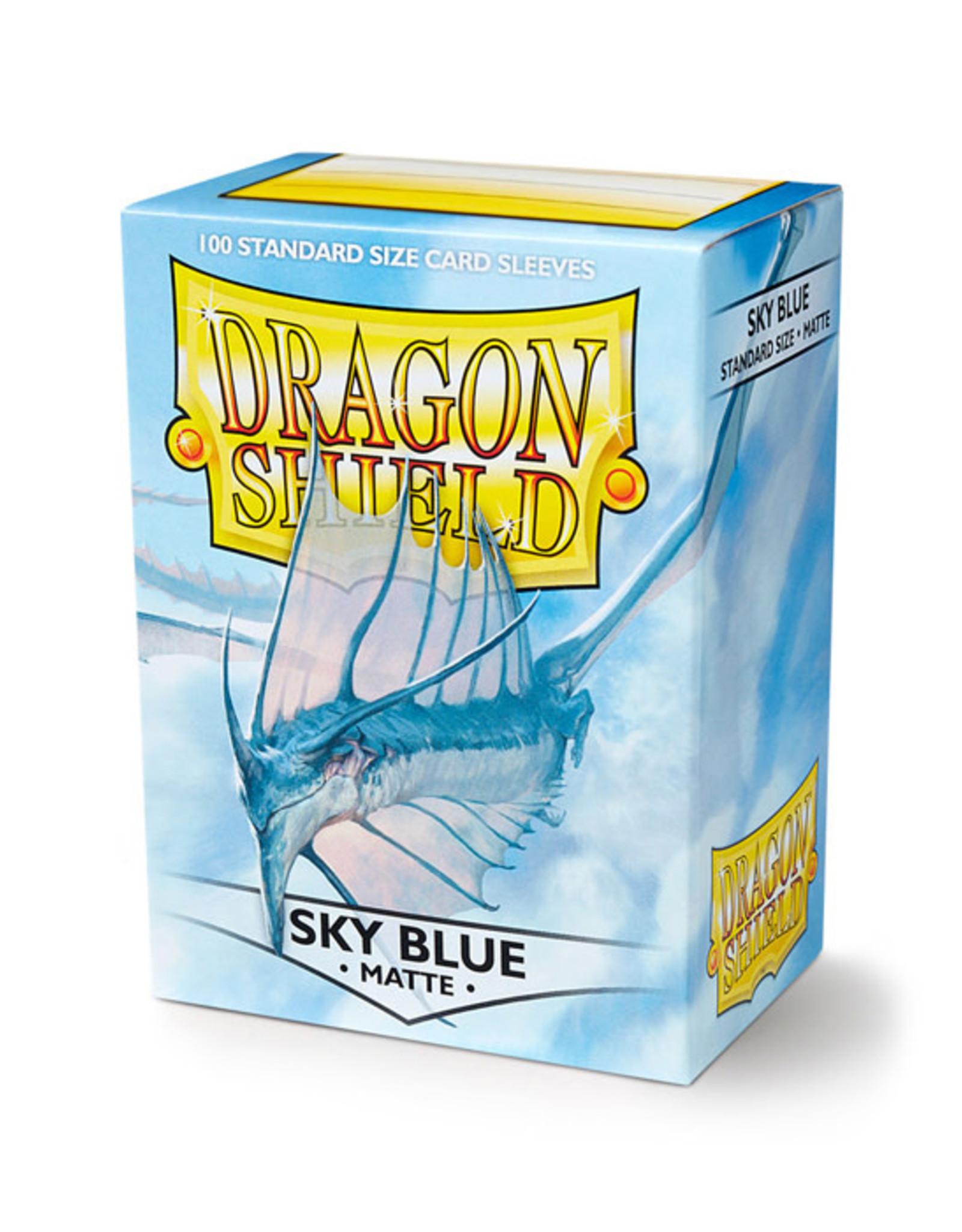 Dragon Shield Dragon Shield: Sleeves - Standard - Matte Sky Blue (100)