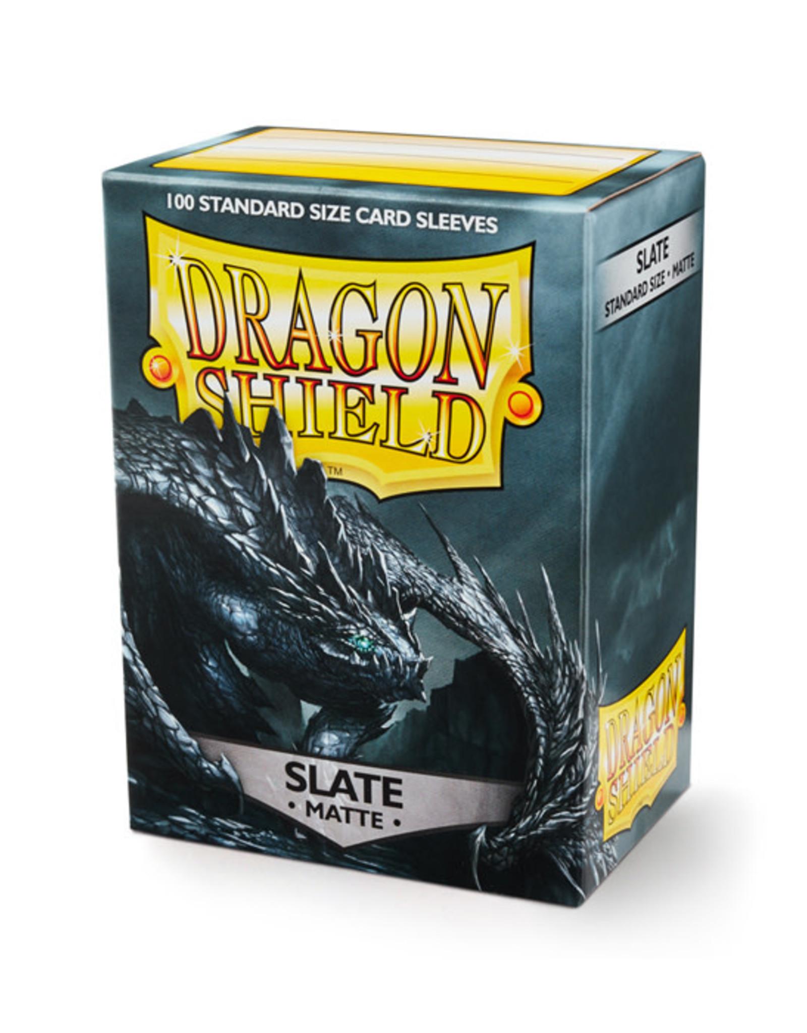 Dragon Shield Dragon Shield: Sleeves - Standard - Matte Slate (100)