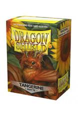 Dragon Shield Dragon Shield: Sleeves - Standard - Matte Tangerine (100)