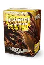 Dragon Shield Dragon Shield: Sleeves - Standard - Matte Umber (100)