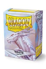 Dragon Shield Dragon Shield: Sleeves - Standard - Matte White (100)