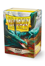 Dragon Shield Dragon Shield: Sleeves - Standard - Mint (100)