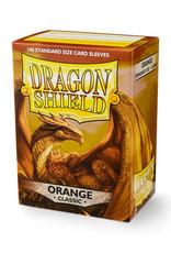 Dragon Shield Dragon Shield: Sleeves - Standard - Orange (100)