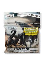 Dragon Shield Dragon Shield: Sleeves - Standard - Perfect Fit - Side-Loading - Smoke