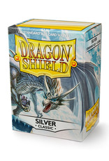 Dragon Shield Dragon Shield: Sleeves - Standard - Silver (100)