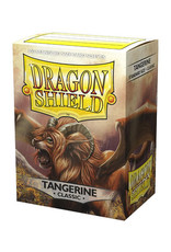 Dragon Shield Dragon Shield: Sleeves - Standard - Tangerine (100)