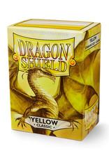 Dragon Shield Dragon Shield: Sleeves - Standard - Yellow (100)