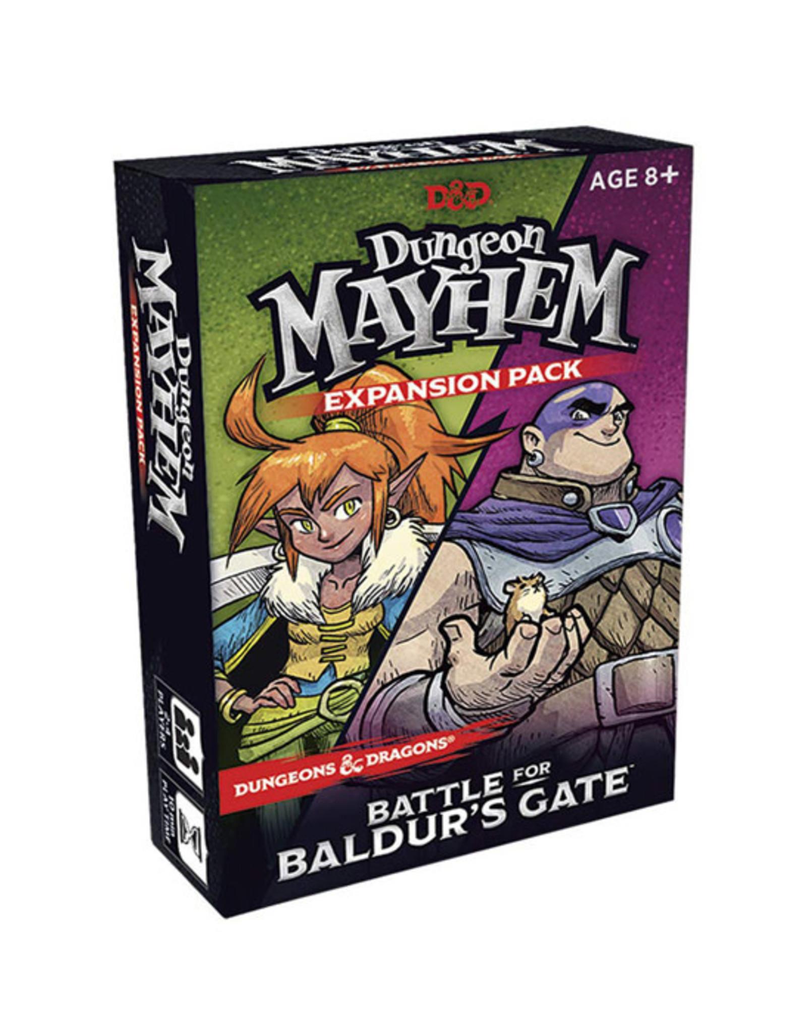 Dungeons & Dragons Dungeon Mayhem: Battle for Baldur's Gate