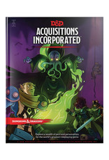 Dungeons & Dragons Dungeons & Dragons: 5th Edition - Acquisitions Incorporated