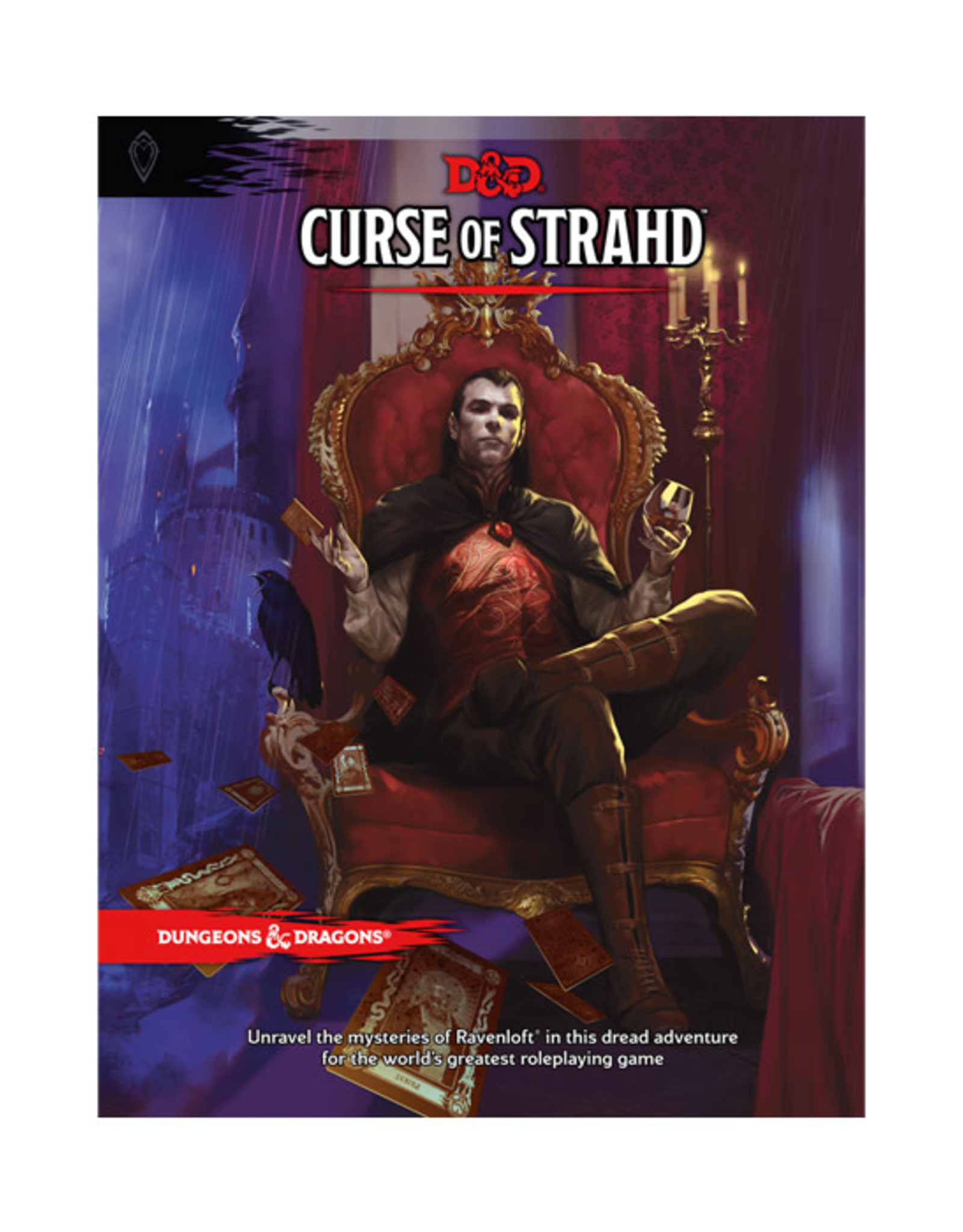 Dungeons & Dragons Dungeons & Dragons: 5th Edition - Curse of Strahd