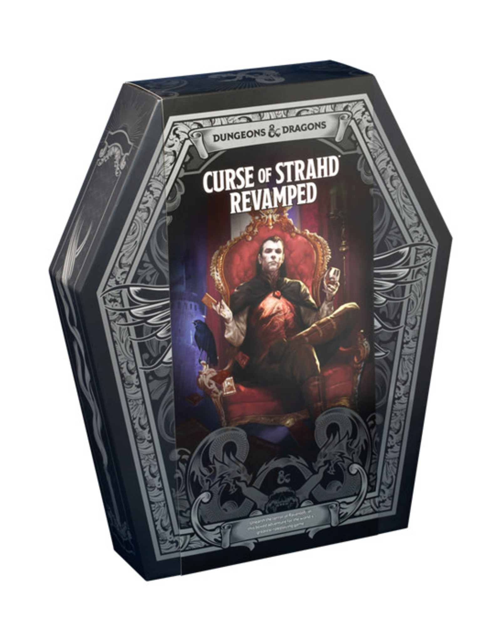 Dungeons & Dragons Dungeons & Dragons: 5th Edition - Curse of Strahd - Revamped
