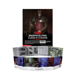Dungeons & Dragons Dungeons & Dragons: 5th Edition - Dungeon Master's Screen - Curse of Strahd