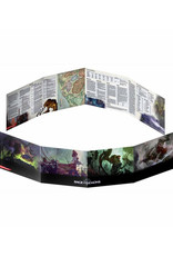 Dungeons & Dragons Dungeons & Dragons: 5th Edition - Dungeon Master's Screen - Rage of Demons