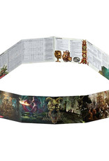 Dungeons & Dragons Dungeons & Dragons: 5th Edition - Dungeon Master's Screen - Tomb of Annihilation