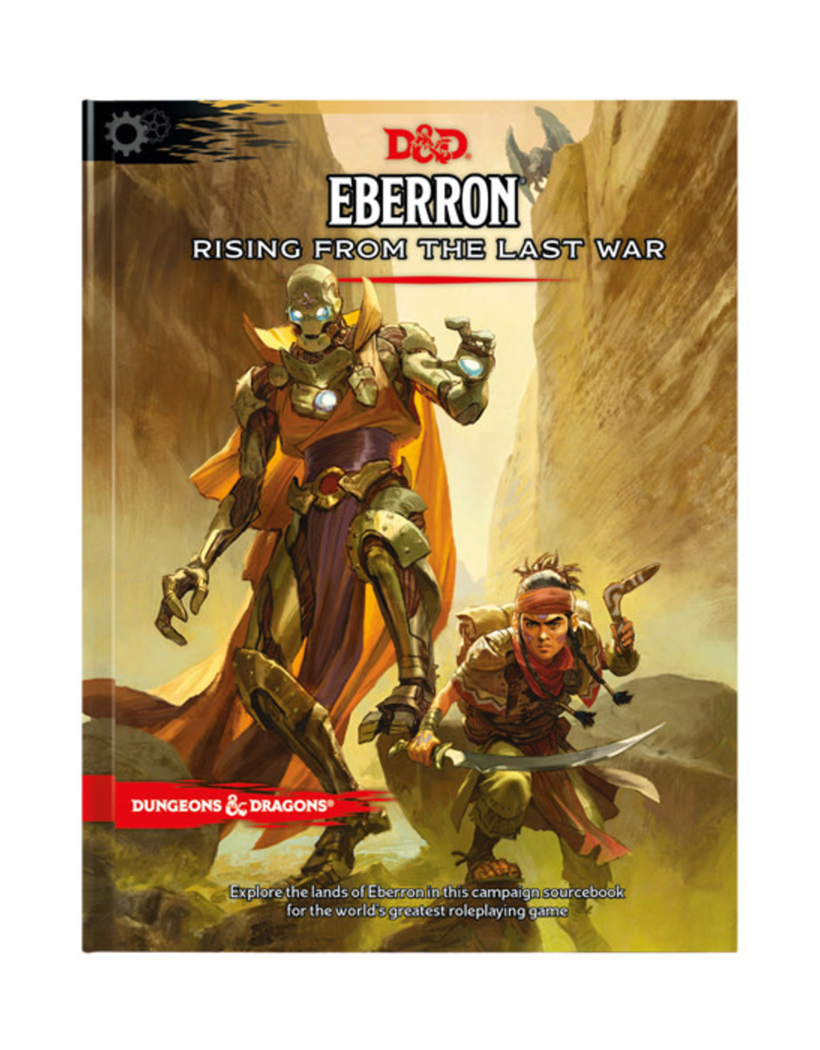 Dungeons & Dragons Dungeons & Dragons: 5th Edition - Eberron - Rising from the Last War