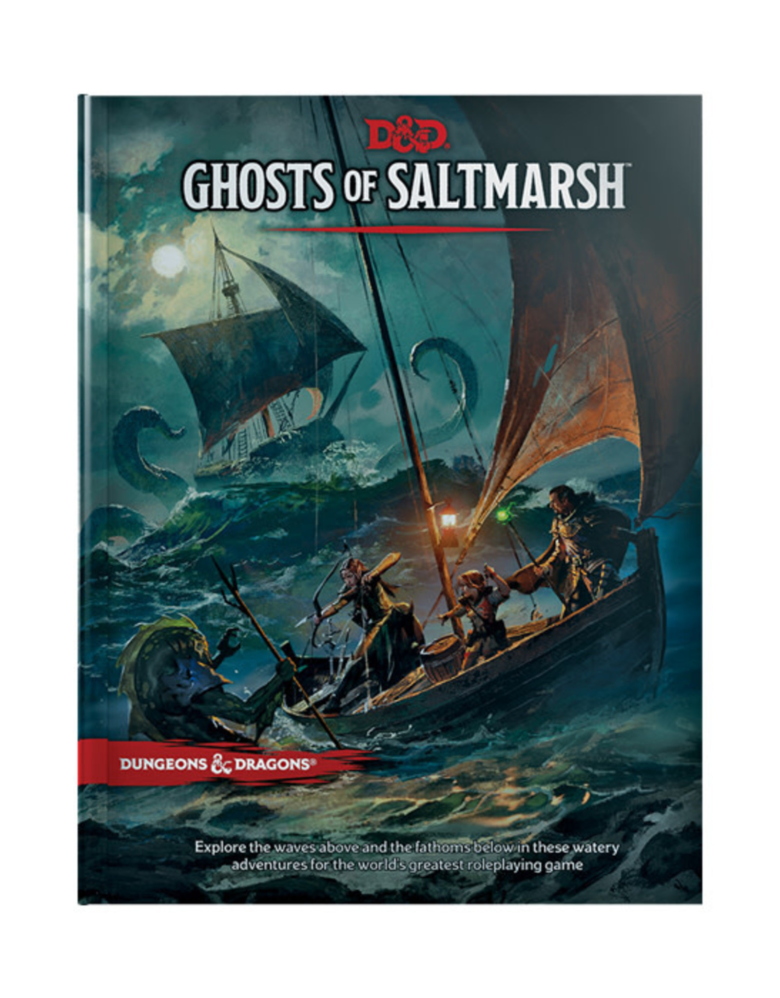 Dungeons & Dragons Dungeons & Dragons: 5th Edition - Ghosts of Saltmarsh