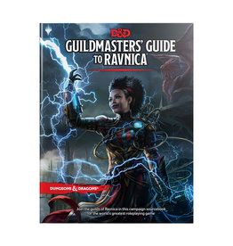 Dungeons & Dragons Dungeons & Dragons: 5th Edition - Guildmaster's Guide to Ravnica