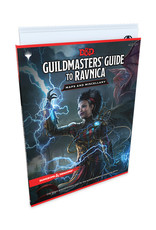 Dungeons & Dragons Dungeons & Dragons: 5th Edition - Guildmaster's Guide to Ravnica - Map Pack