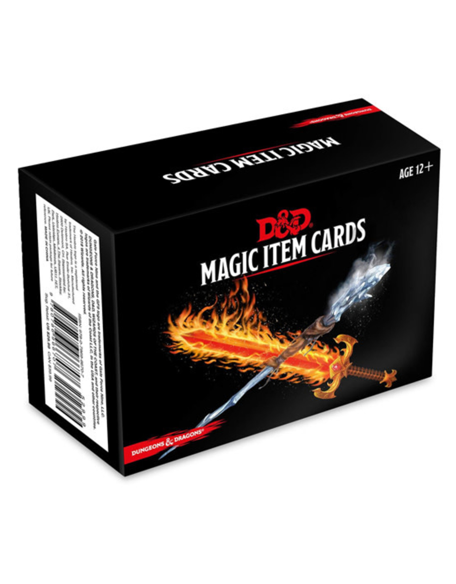 Dungeons & Dragons Dungeons & Dragons: 5th Edition - Magic Item Cards