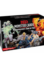 Dungeons & Dragons Dungeons & Dragons: 5th Edition - Monster Cards - Mordenkainen's Tome of Foes