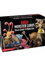 Dungeons & Dragons Dungeons & Dragons: 5th Edition - Monster Cards - Volo's Guide to Monsters