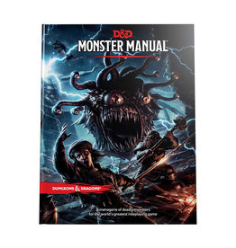 Dungeons & Dragons Dungeons & Dragons: 5th Edition - Monster Manual