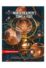 Dungeons & Dragons Dungeons & Dragons: 5th Edition - Mordenkainen's Tome of Foes