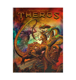 Dungeons & Dragons Dungeons & Dragons: 5th Edition - Mythic Odysseys of Theros - Alternate Art Cover