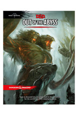 Dungeons & Dragons Dungeons & Dragons: 5th Edition - Out of the Abyss