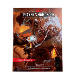 Dungeons & Dragons Dungeons & Dragons: 5th Edition - Player's Handbook