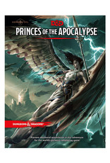 Dungeons & Dragons Dungeons & Dragons: 5th Edition - Princes of the Apocalypse
