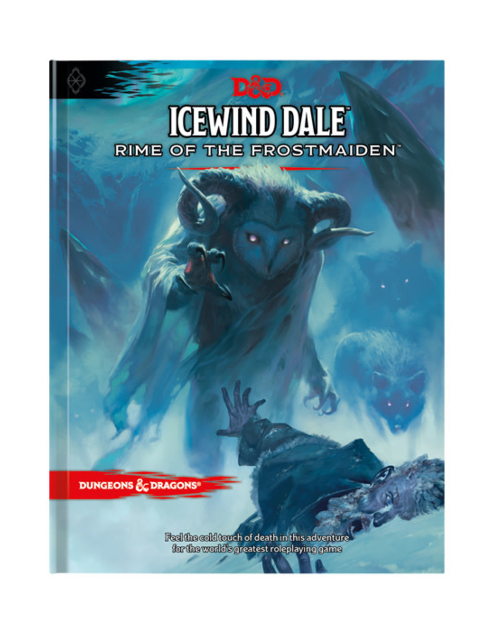 Dungeons & Dragons Dungeons & Dragons: 5th Edition - Rime of the Frostmaiden