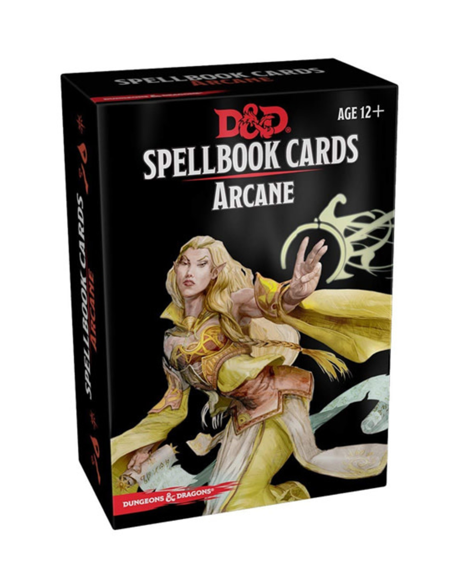 Dungeons & Dragons Dungeons & Dragons: 5th Edition - Spellbook Cards - Arcane