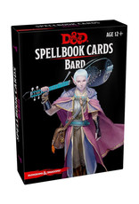 Dungeons & Dragons Dungeons & Dragons: 5th Edition - Spellbook Cards - Bard