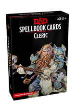 Dungeons & Dragons Dungeons & Dragons: 5th Edition - Spellbook Cards - Cleric