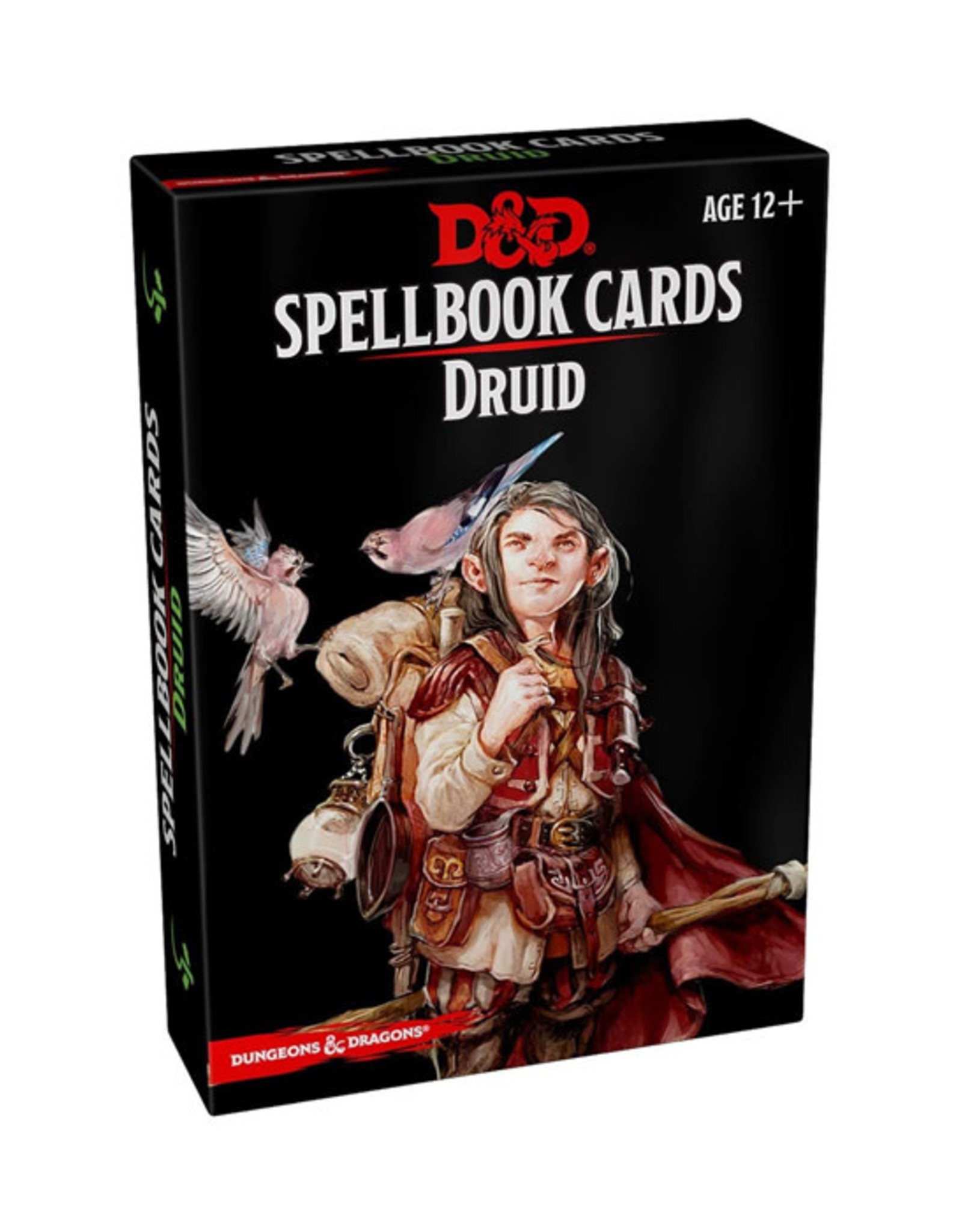 Dungeons & Dragons Dungeons & Dragons: 5th Edition - Spellbook Cards - Druid
