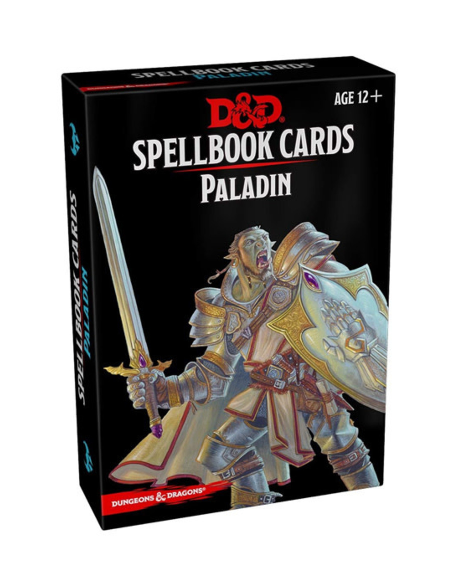 Dungeons & Dragons Dungeons & Dragons: 5th Edition - Spellbook Cards - Paladin