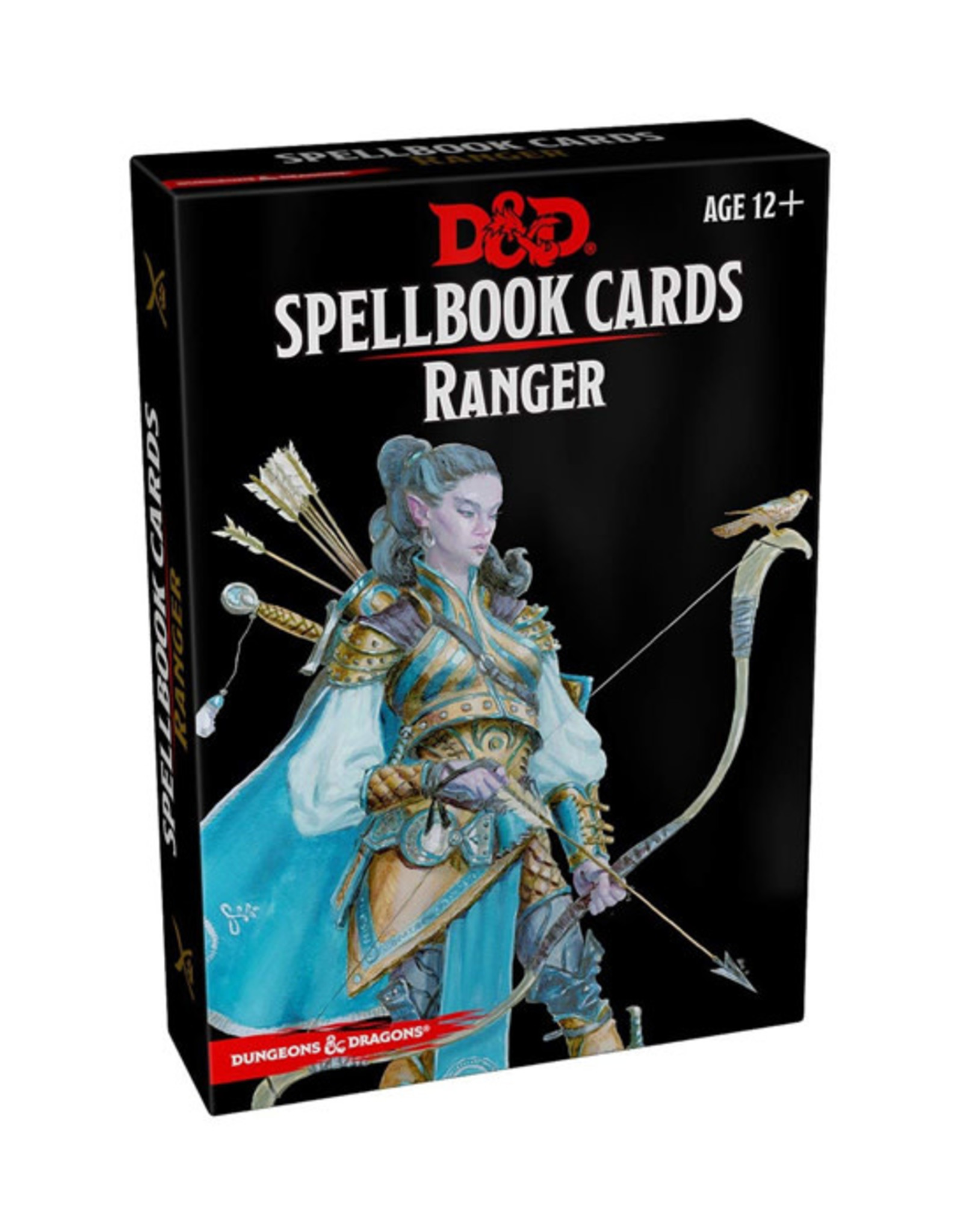 Dungeons & Dragons Dungeons & Dragons: 5th Edition - Spellbook Cards - Ranger