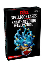 Dungeons & Dragons Dungeons & Dragons: 5th Edition - Spellbook Cards - Xanathar's Guide
