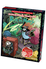 Dungeons & Dragons Dungeons & Dragons: 5th Edition - Starter Set - Rick and Morty