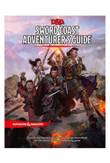 Dungeons & Dragons Dungeons & Dragons: 5th Edition - Sword Coast Adventurer's Guide