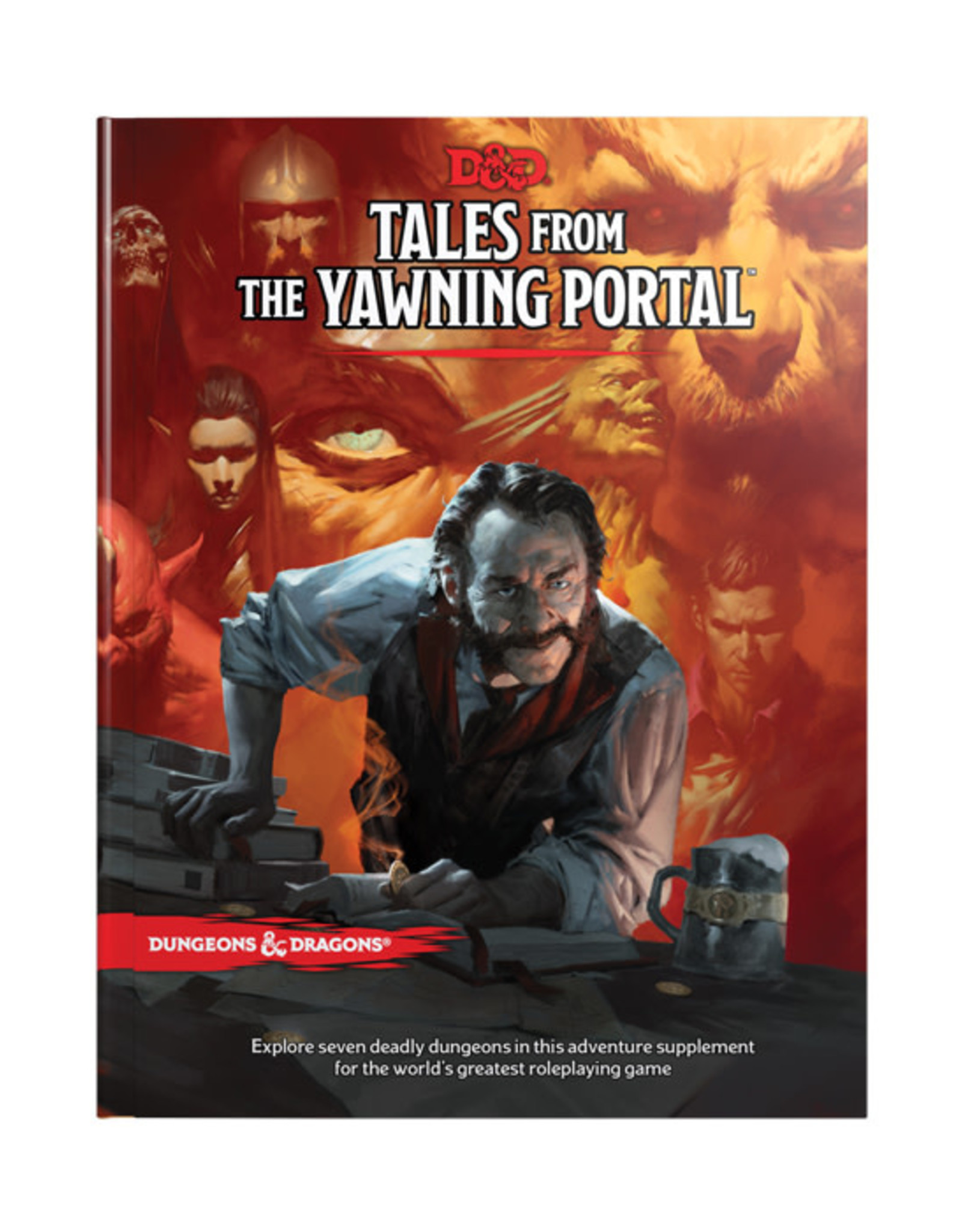 Dungeons & Dragons Dungeons & Dragons: 5th Edition - Tales from the Yawning Portal