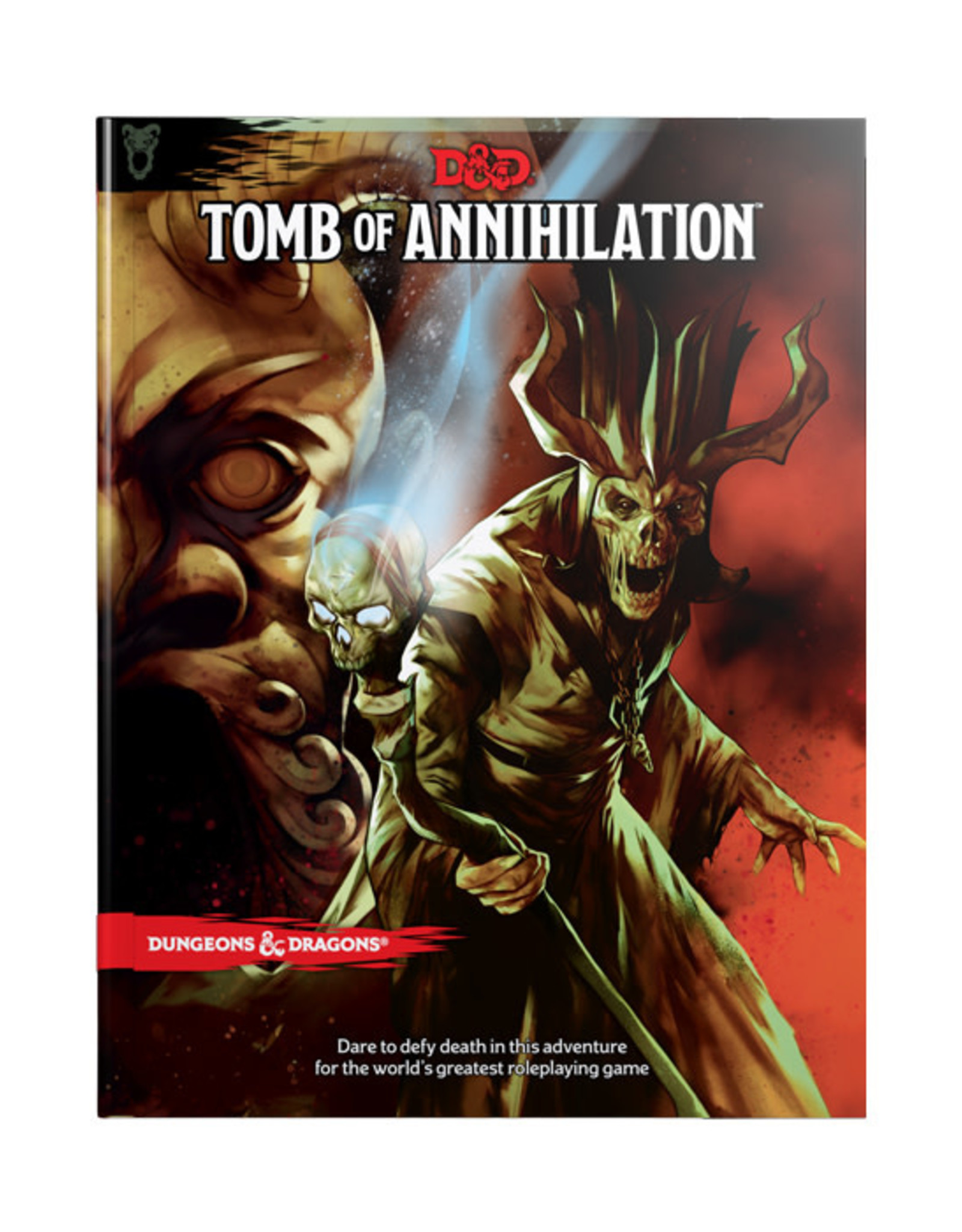Dungeons & Dragons Dungeons & Dragons: 5th Edition - Tomb of Annihilation