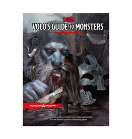 Dungeons & Dragons Dungeons & Dragons: 5th Edition - Volo's Guide to Monsters