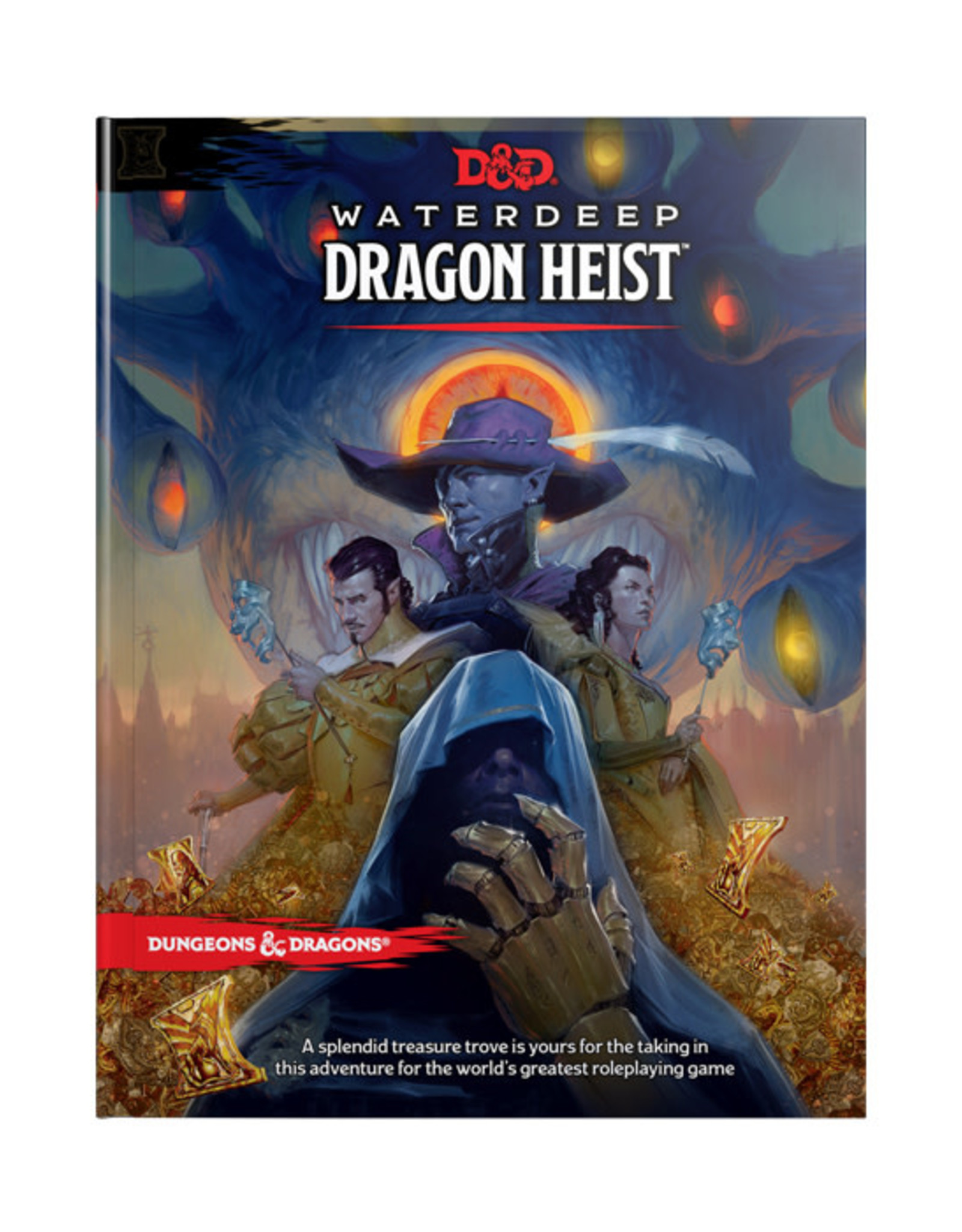 Dungeons & Dragons Dungeons & Dragons: 5th Edition - Waterdeep - Dragon Heist